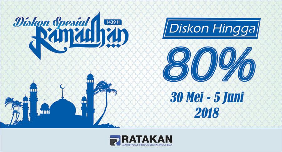 Diskon Spesial Ramadhan 1439H