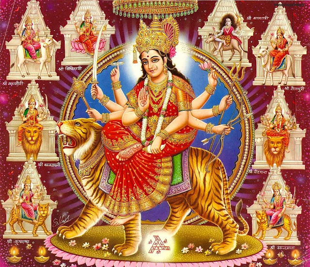 Full HD Wallpapers of Navratri