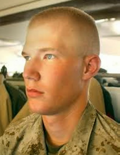 Trendy Military Haircuts for Men - Part1