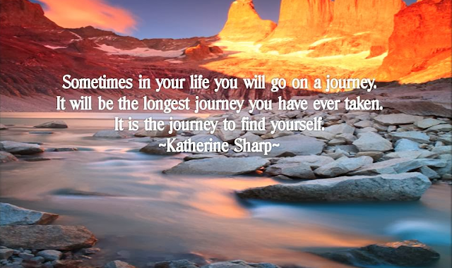 Your life journey quote