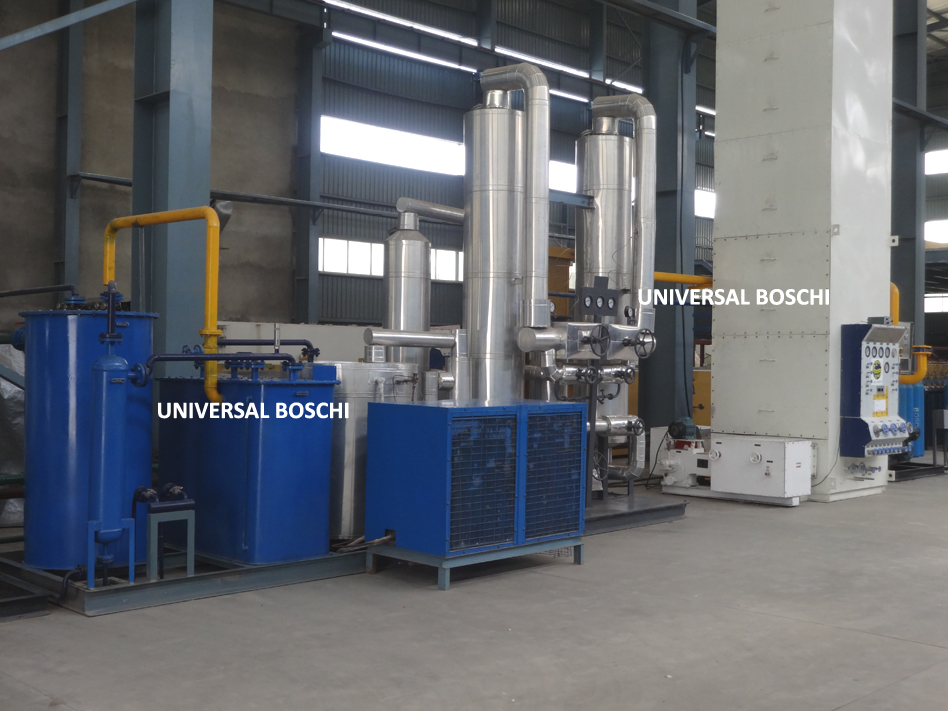 Cryogenic oxygen plants cryogenic air separation plant for Oxygen plant