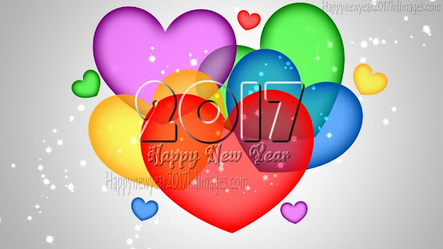 Happy New Year 2017 Love Photos HD 2017