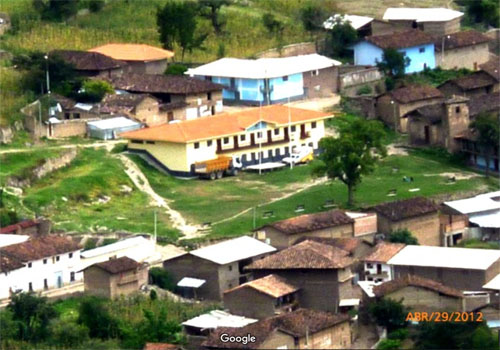 distrito de San Nicolas
