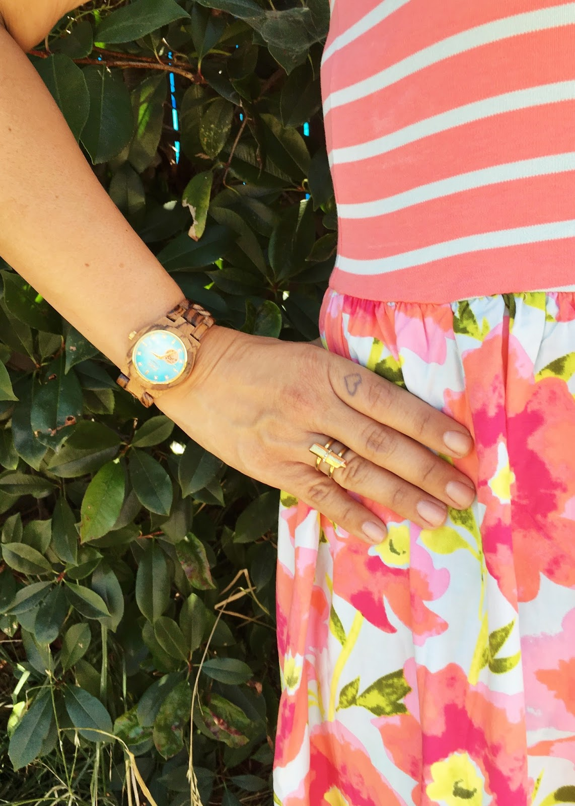 Heather Giustino Blog: Jord Wood Watches Giveaway
