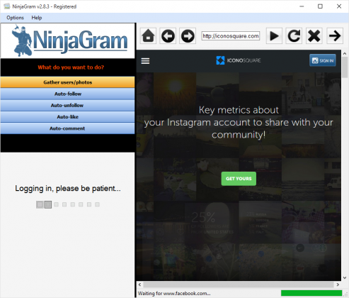ninjagram license key free