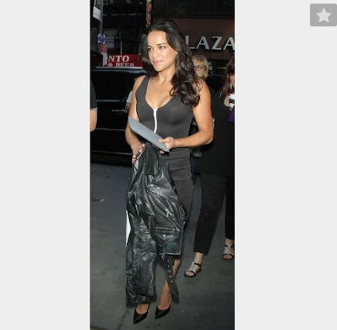Michelle Rodriguez Bio