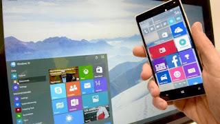 Τα Windows 10 στα κινητά είναι το μεγάλο βήμα της Microsoft, που θα δώσει τη δυνατότητα συνεργασίας με τους desktop υπολογιστές.