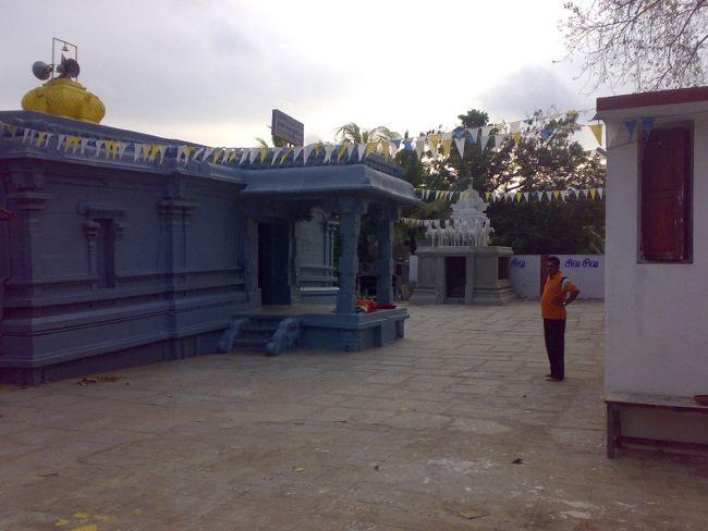 Sri Agastheeswarar Temple Inside View