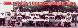 SMA Xaverius 1 Sekolah Terbaik di Palembang Putra
