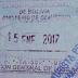 Migración dice que el polémico sello de ingreso a Bolivia no está autorizado y será destruido