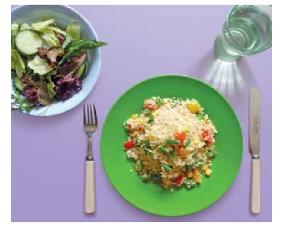 Vegetable and bean couscous recipe