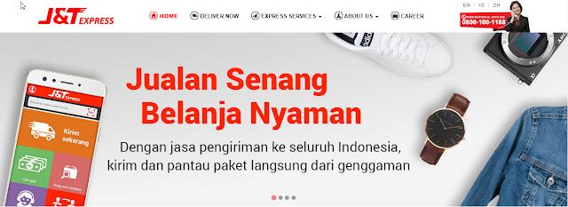 Cara Mengetahui Arti Status Pelacakan Barang Kode Gateway Seluruh Kota J Kode Gateway J&T Seluruh Kota di Indonesia