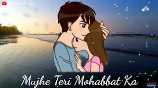 Mujhe Teri Mahobbat Ka Sahara Love Whatsapp Status Video Download