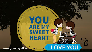 Love pair ready to propose I LOVE you messages greetings live