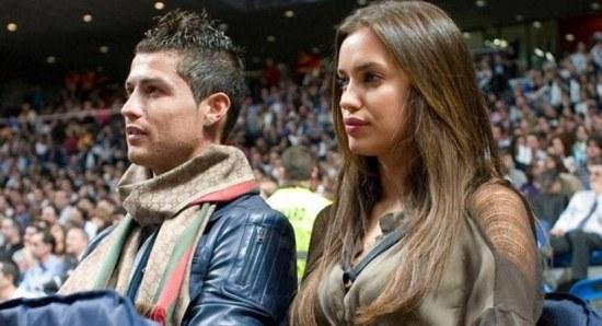 ALL SPORTS PLAYERS: Cristiano Ronaldo Girlfriend Irina ... Irina Shayk And Cristiano Ronaldo 2013