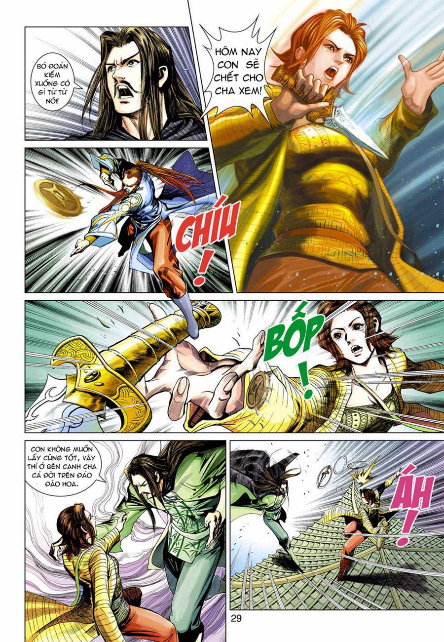 Anh Hùng Xạ Điêu anh hùng xạ đêu chap 47 trang 29