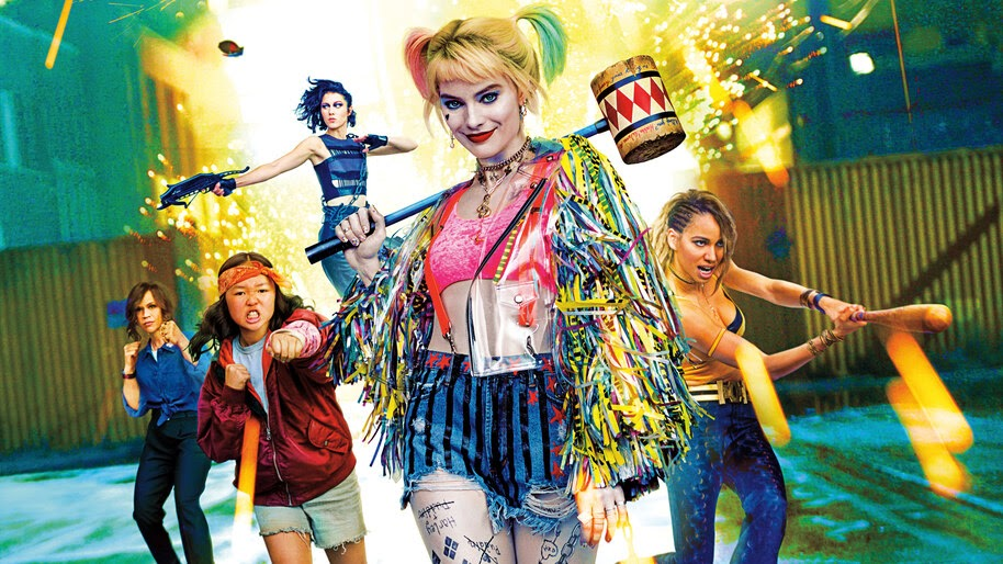 Birds of Prey, Movie, Poster, Cast, Characters, 8K, #7.737