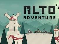 Free Download Alto's Adventure MOD APK 1.1 Terbaru