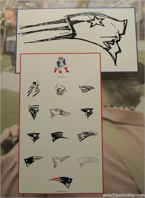 Logos de los New England Patriots