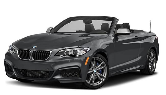 2017 Bmw M240i Xdrive Convertible Bmw Redesign