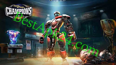 Real Steel Boxing Champions v1.0.432 APK + MOD + OBB 1