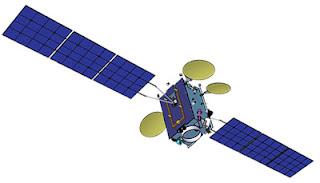 Siaran Satelit Telkom 1