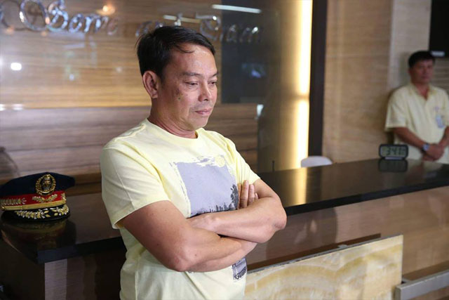 PNP Grounds CIDG for Alleged Planting of Evidences Against Espinosa