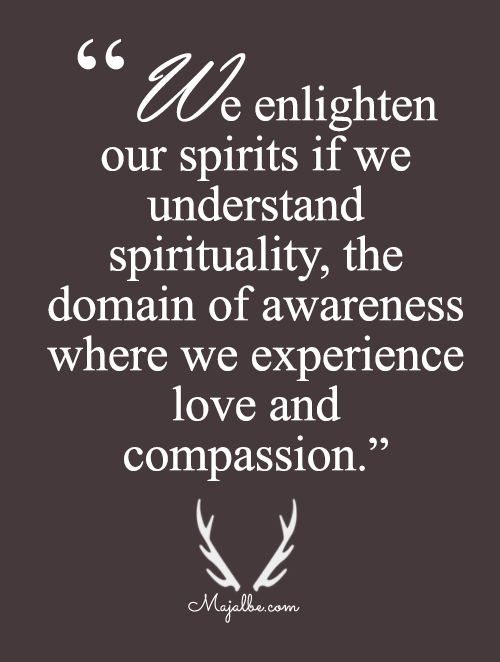 Domain Of Love And Compassion