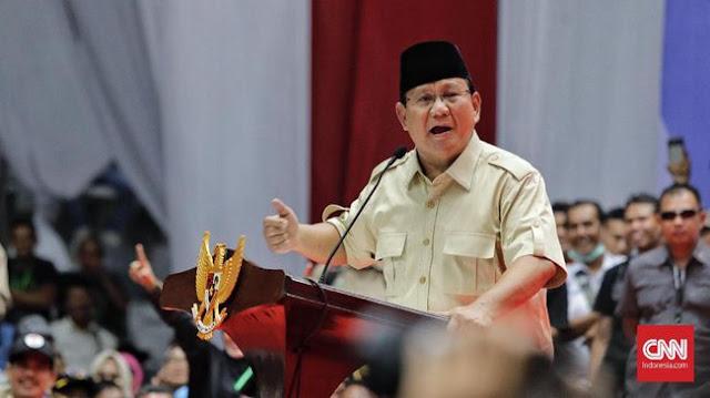 Kubu Jokowi Sebut Prabowo Ambil Manfaat Kekuasaan Soeharto