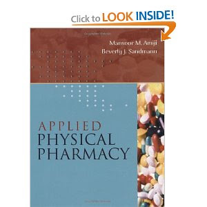 Physical Pharmacy: The Physical and Chemical Properties of Drugs