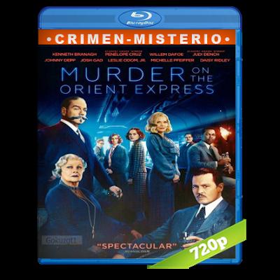 Asesinato En El Expreso De Oriente (2017) BRRip 720p Audio Trial Latino-Castellano-Ingles 5.1