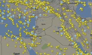Kuppel über Syrien
