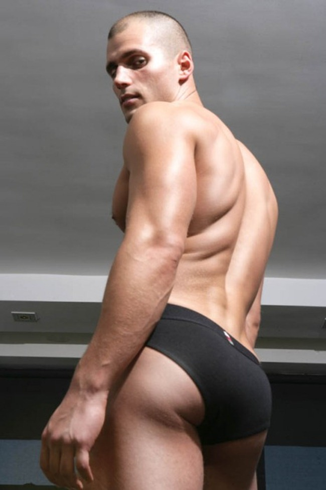 Todd Sanfield naked