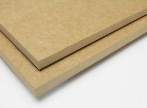 Material Kitchen Set Bahan MDF (Medium Density Fiberboard)