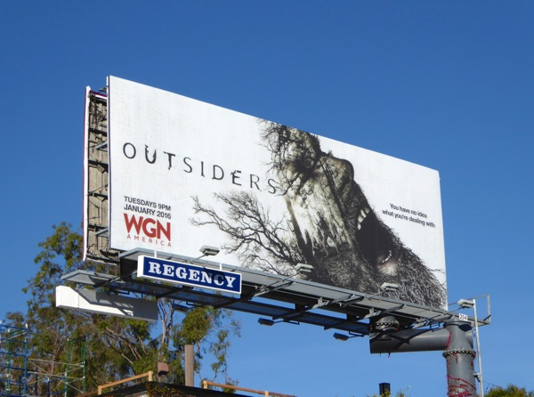 Outsiders season 1 billboard