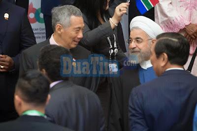 Tidak Ada Perbedaan Islam, Kristen, dan Yahudi Kata Presiden Iran