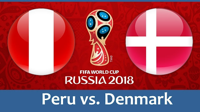 Peru vs Denmark Full Match Replay 16 June 2018