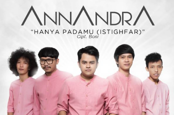 Download lagu Annandra Hanya Padamu Mp3 (4.61MB) Religi Terbaru,Annandra, Lagu Pop, Album Religi, Lagu Religi,