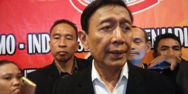 Wiranto Minta KPI Beri Sanksi Media Tayangkan Siaran Memecah Belah Bangsa