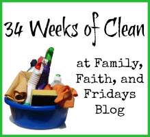 34 Weeks of Clean Linkup