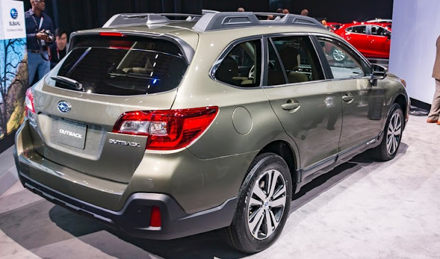 2019 Subaru Outback Rumors