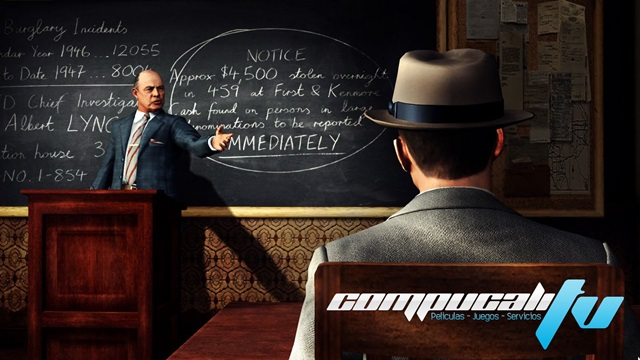 L.A. Noire The Complete Edition PC Full Español