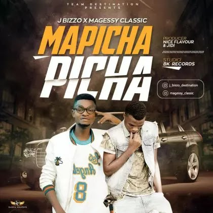 Download Audio   J Bizzo Destination X Magessy Classic – Mapichapicha