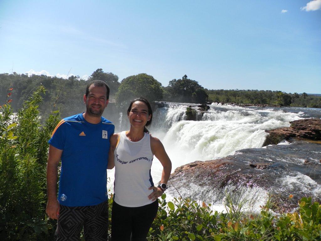 Cachoeira da Velha no Jalapão