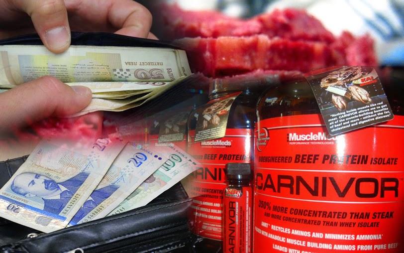 Какви са цените на говежди протеин-промо цена на телешки протеин