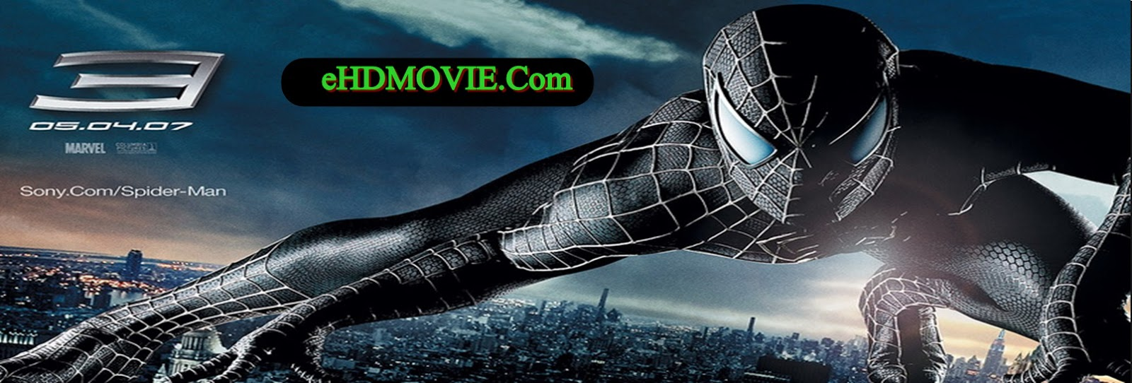 Spider-Man 3 2007 Full Movie Dual Audio [Hindi – English] 1080p - 720p - 480p ORG BRRip 350MB - 1GB - 2.3GB ESubs Free Download