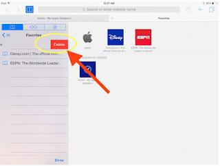 Bagaimana Cara Menggunakan Bar Bookmark di iPad Dan iPhone?