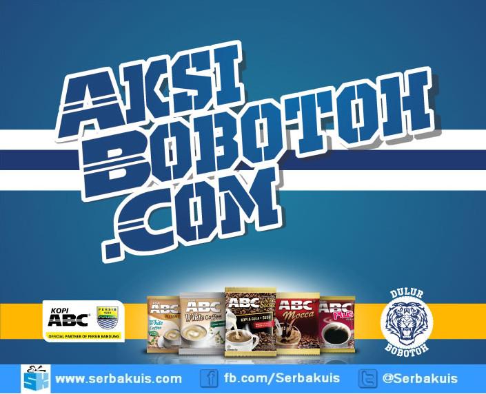 Kontes Aksi Bobotoh Berhadiah Tiket, Jaket, Kaos & Topi per Bulan