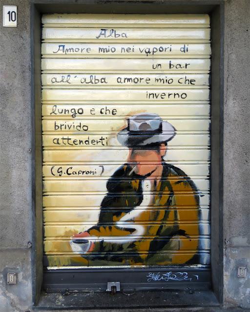 Caffè Piazzetta, Via dell'Origine, Livorno