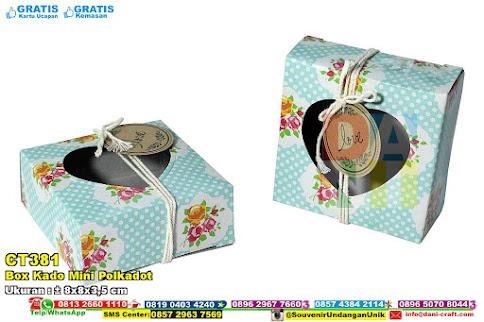 Box Kado Mini Polkadot
